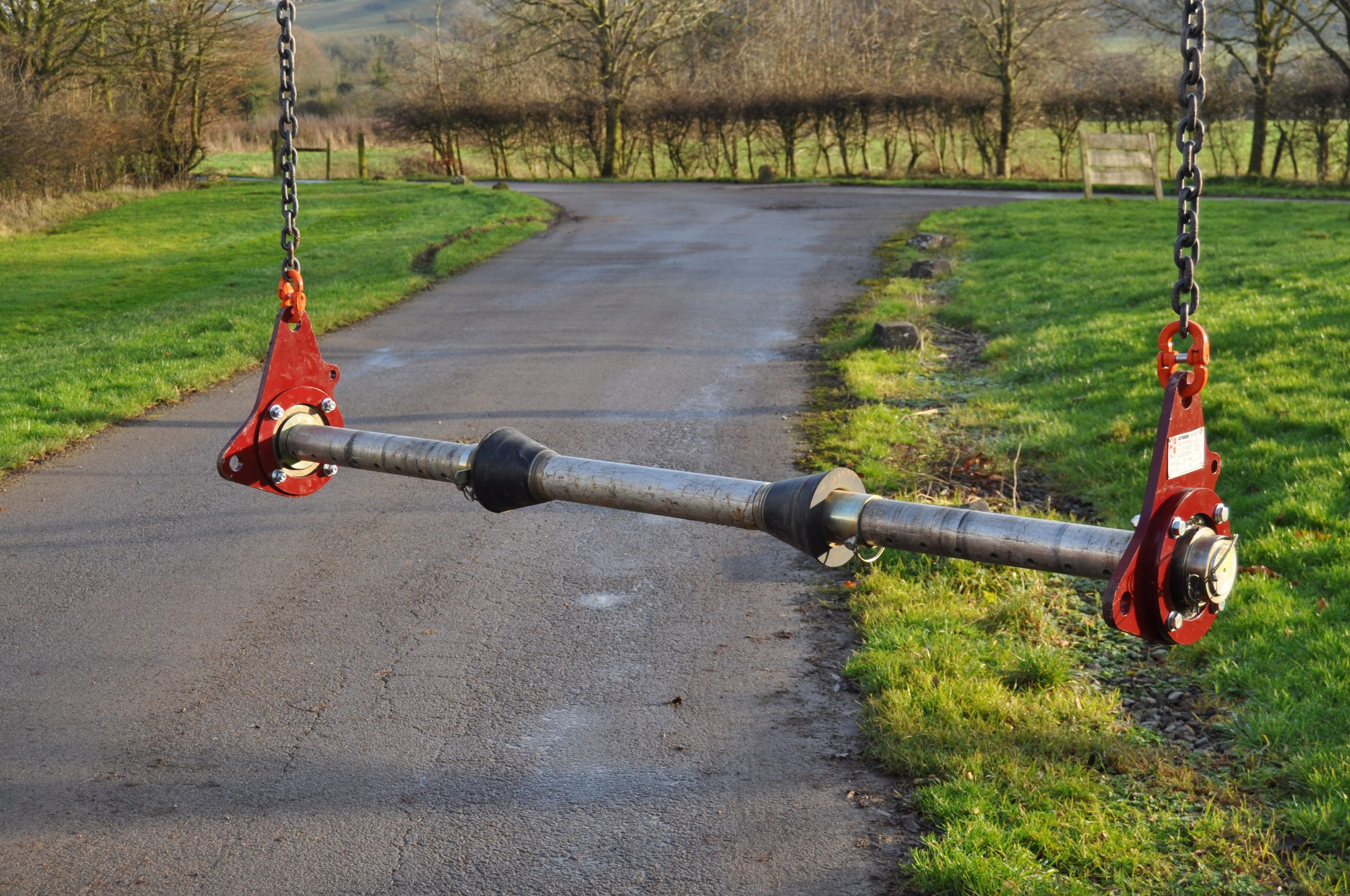 Cable Drum Spreader Bar